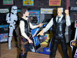 No Weapons! by WeirdFantasticToys