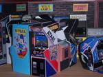 Pole Position on the Arcade Floor