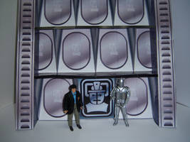 Tomb of the Cybermen by WeirdFantasticToys