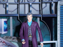 12th Doctor Detail by WeirdFantasticToys