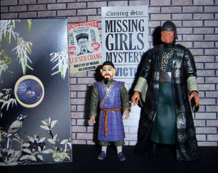 The Talons of Weng Chiang by WeirdFantasticToys