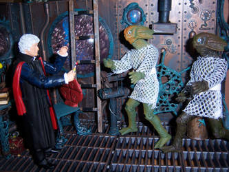Attack of the Sea Devils 02 by WeirdFantasticToys