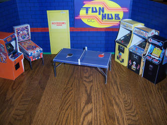 Fun Hub Arcade by WeirdFantasticToys