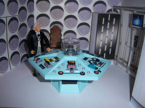 First Doctor Control Room II