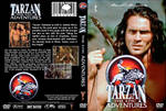 Tarzan The Epic Adventures DVD Cover