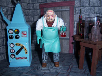 Deadly Experiments by WeirdFantasticToys