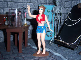 Victim in the Lab by WeirdFantasticToys