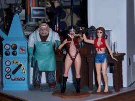 Vampirella by WeirdFantasticToys