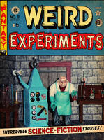 Weird Experiments 03 distressed