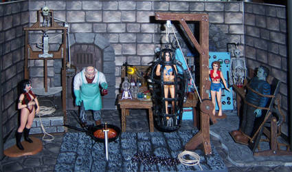 The Dungeon Laboratory 110716 by WeirdFantasticToys