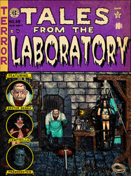 Tales from the Laboratory 2 by WeirdFantasticToys