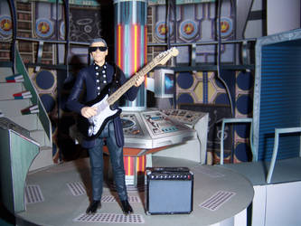 Rock on, Doctor! by WeirdFantasticToys