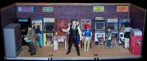 Shadies Arcade miWorld by WeirdFantasticToys