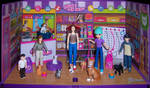 Kids at the Pet Shop