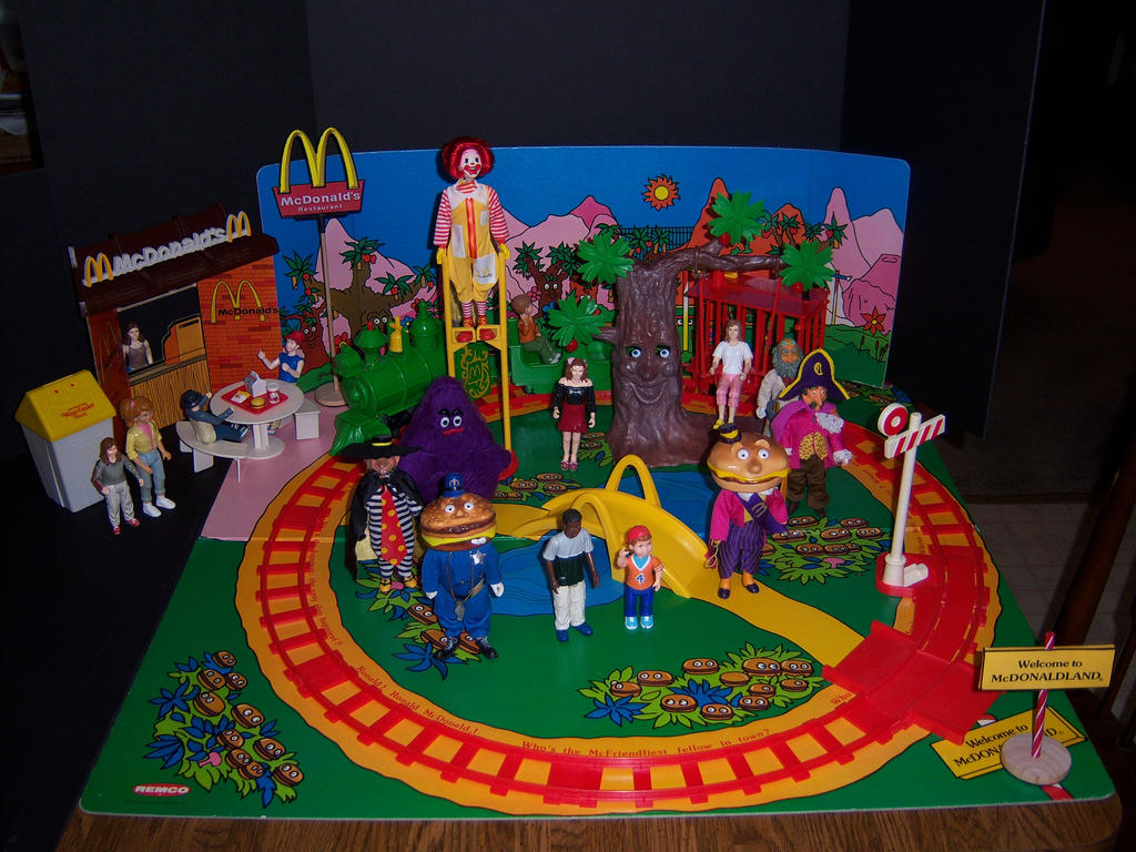 McDonaldland 03052017 by MisterBill82
