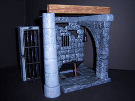 The Dungeon by WeirdFantasticToys