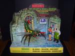 Monster Scenes Store Display