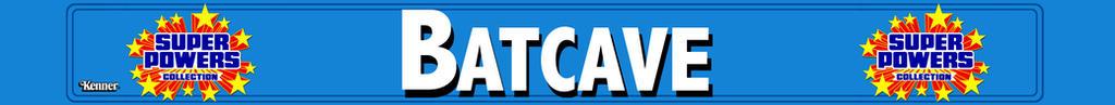Batcave Logo Strip by MisterBill82