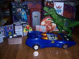 Super Powers Batcave