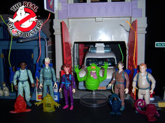 The Firehouse Gang by WeirdFantasticToys