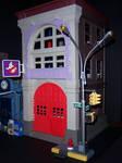 The  Firehouse by WeirdFantasticToys