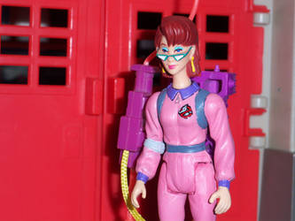 Ghostbuster Janine 2 by WeirdFantasticToys