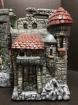 Custom Castle Grayskull Back by WeirdFantasticToys
