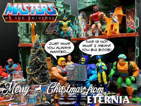 Christmas on Eternia
