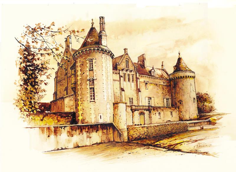 St. Aulaye 2 by JohnPatience