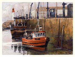 Boat by JohnPatience