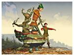 Medieval Super Heroes 2