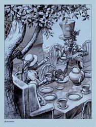 Alice in Wonderland by JohnPatience