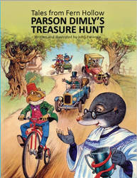 Parson Dimley's Treasure Hunt by JohnPatience