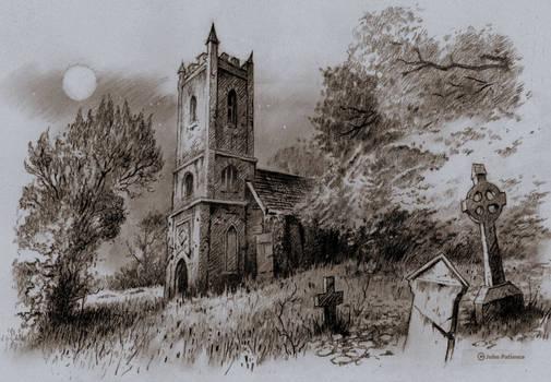 A Haunted Church