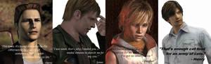 Silent Hill Quotables