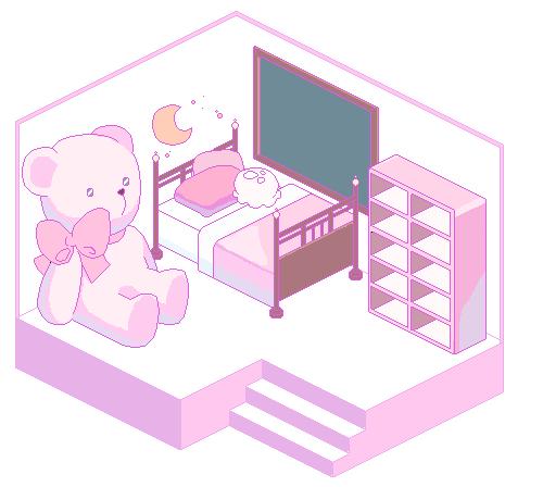 OC room by te--yan