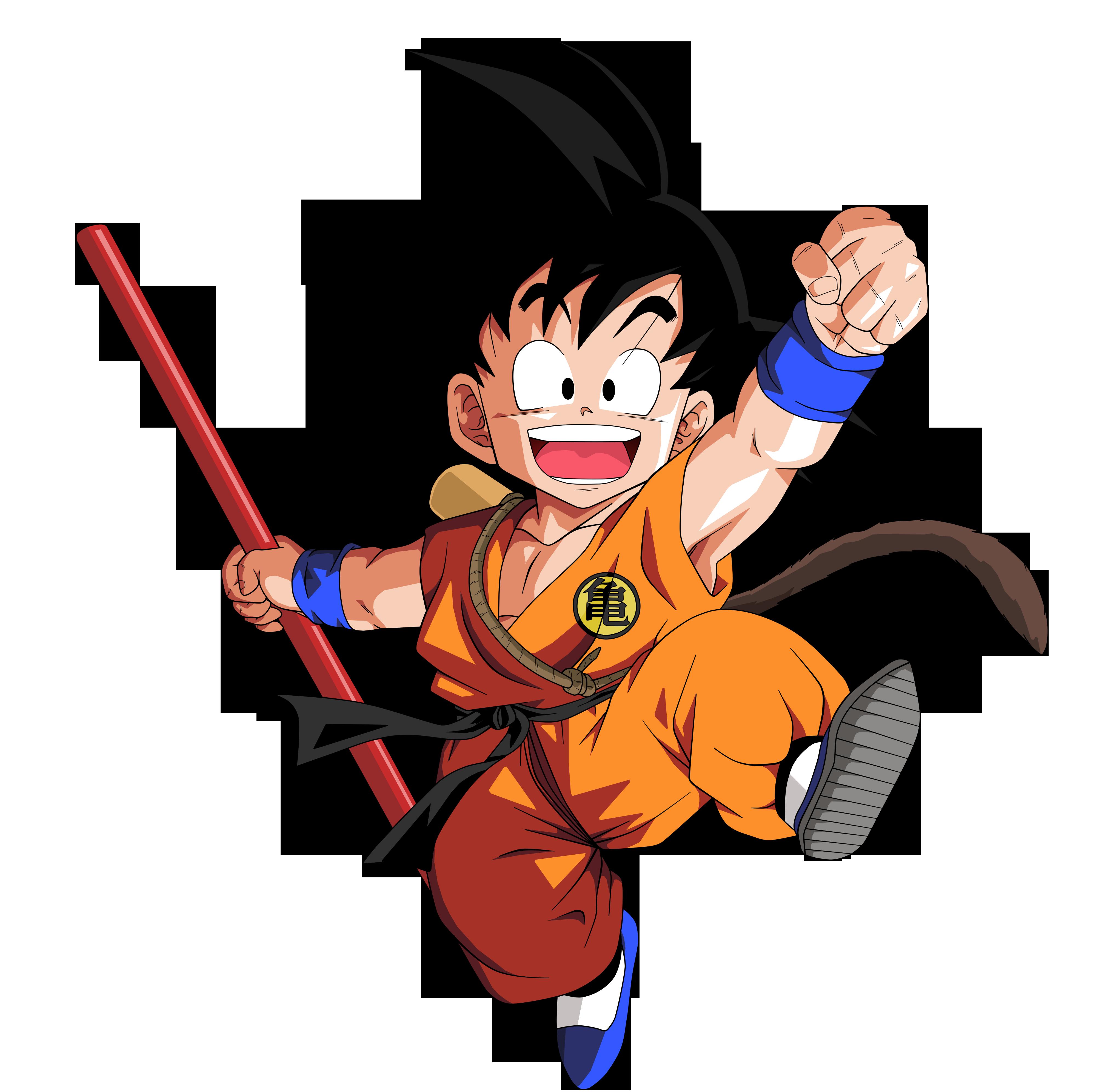 Goku Chico By Bardocksonic On Deviantart
