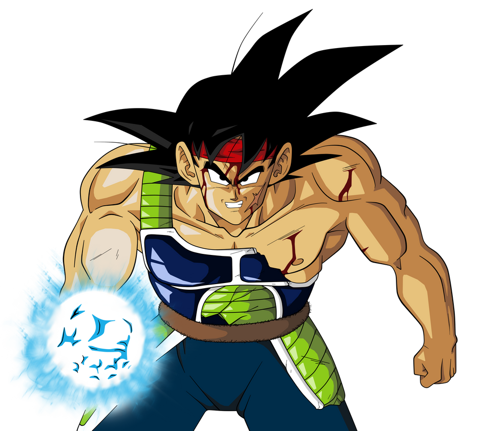 Bardock By BardockSonic On DeviantArt
