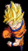 Goku super guerrero