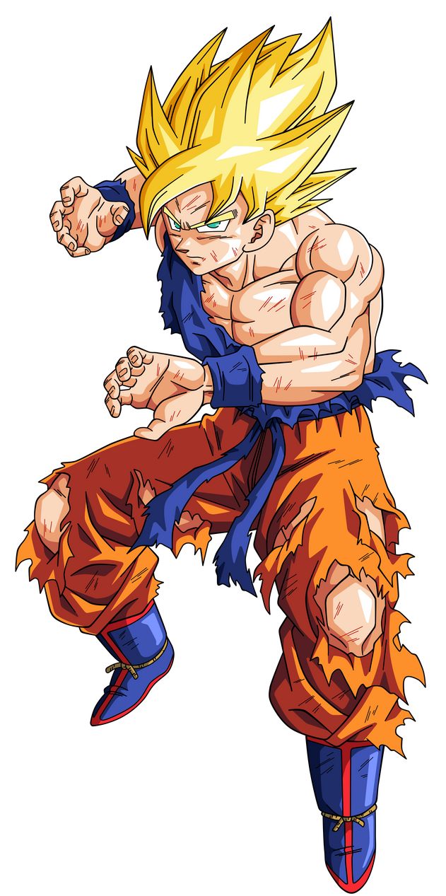 Super Saiyan 3 was the biggest mistake of Dragon Ball.