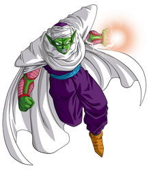 Piccolo by BardockSonic