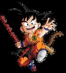 Goku chico DB