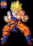 Especial 30 Aniversario de Dragon Ball by BardockSonic