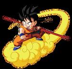 Goku chico Kinton