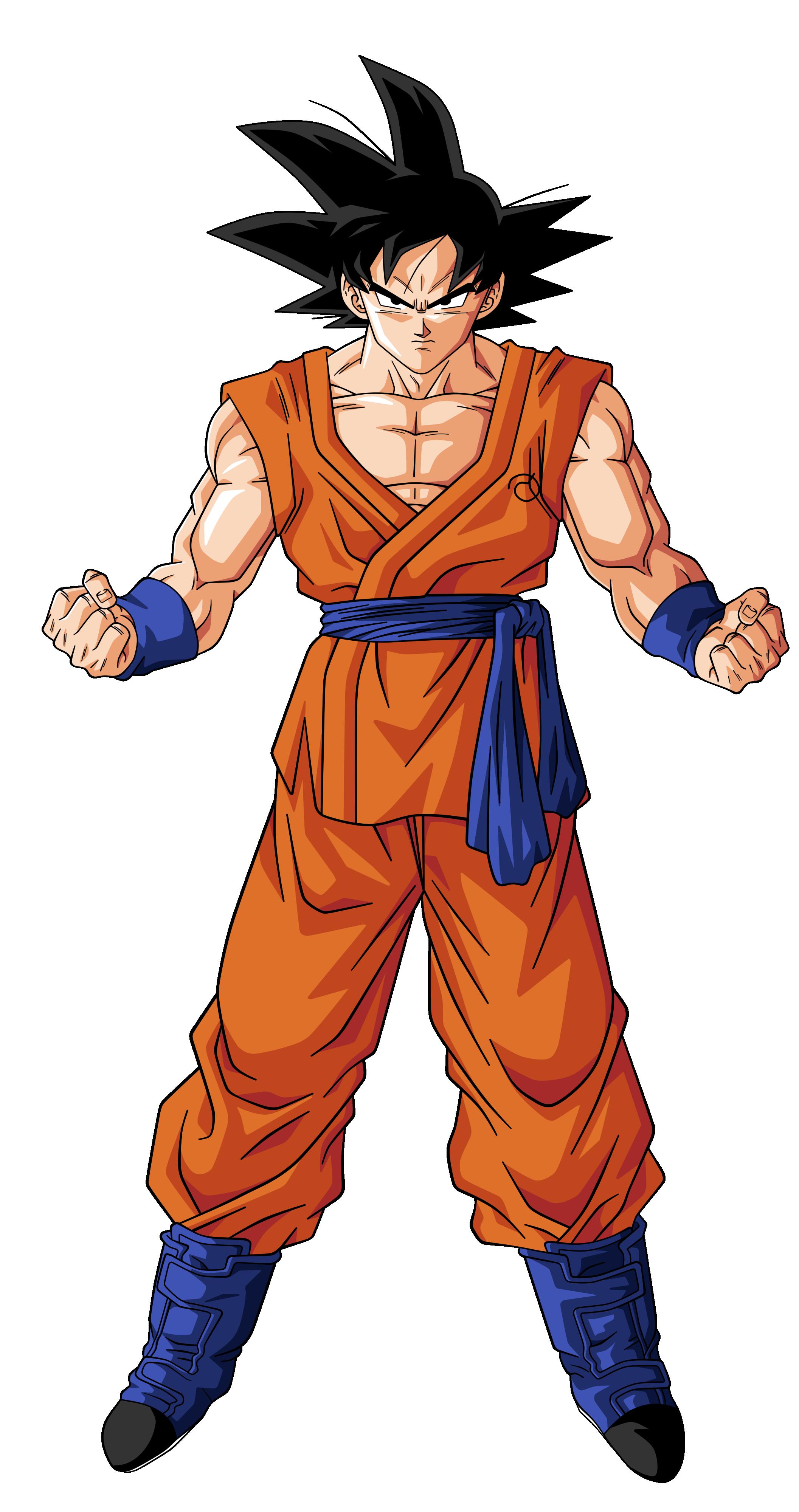 Goku Fukkatsu No F by BardockSonic on DeviantArt