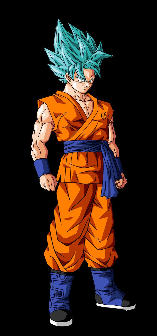 Goku super saiyan god super saiyan 2 by bardocksonic on deviantart - Super san dragon ball z ...