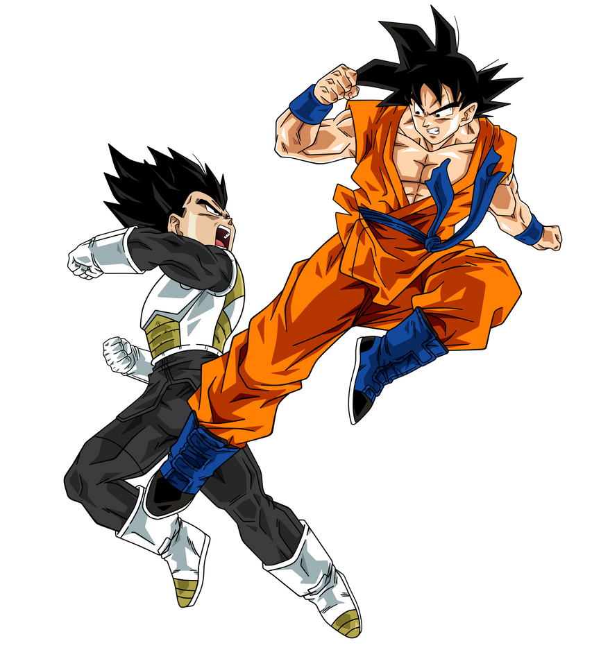 Dragon Ball Super Manga 8: PBF:Sara Suten Seti Vs Dr. Umar