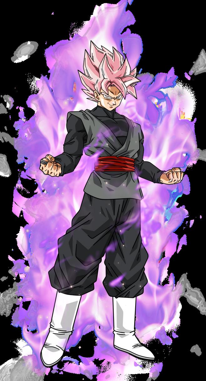 Super Saiyan Rose Goku Black #2 by AubreiPrince on DeviantArt  |Black Goku Super Saiyan