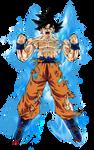 Goku nueva transformacion