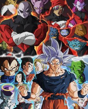 Universo 7 VS Universo 11